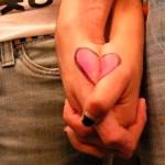 Любовные отношения парень девушка