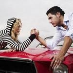 Проблема отношений мужчины и женщины
