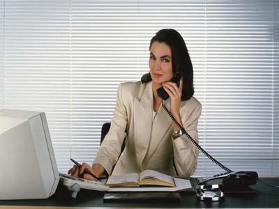 Образ деловой женщины